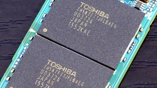 Yokkaichi: Toshiba baut Kapazitäten für 3D-NAND weiter aus