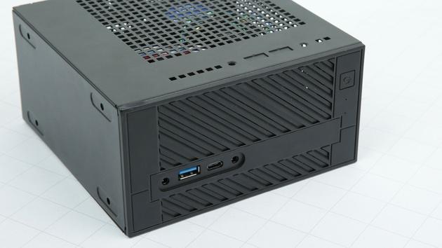 Kaby Lake: ASRock mit neuem Bios für DeskMini 110