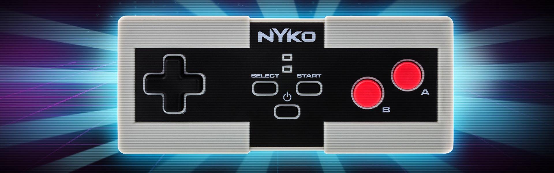 Drahtloser Controller Miniboss von Nyko