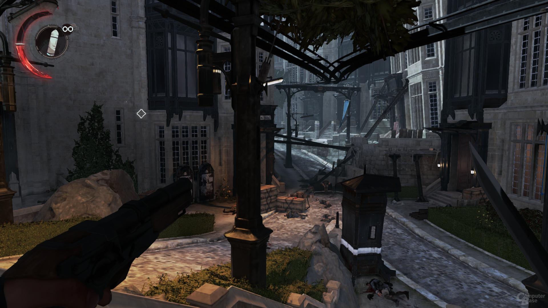 Sehr-Niedrig-Preset – Dishonored 2