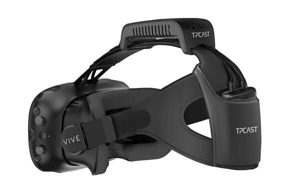 HTC Vive mit Tpcast