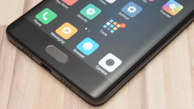 Xiaomi Mi Note 2 im Test: Das Galaxy Note 7 aus China