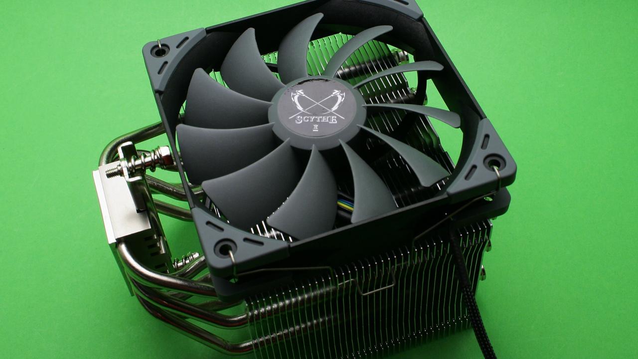 Scythe Mugen 5 im Test: Mehr Kühlleistung und mehr Platz für RAM