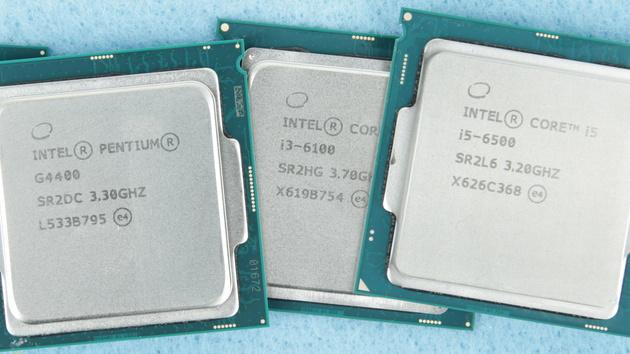 Kaby Lake: Intel Core i3-7350K erhält freien Multiplikator