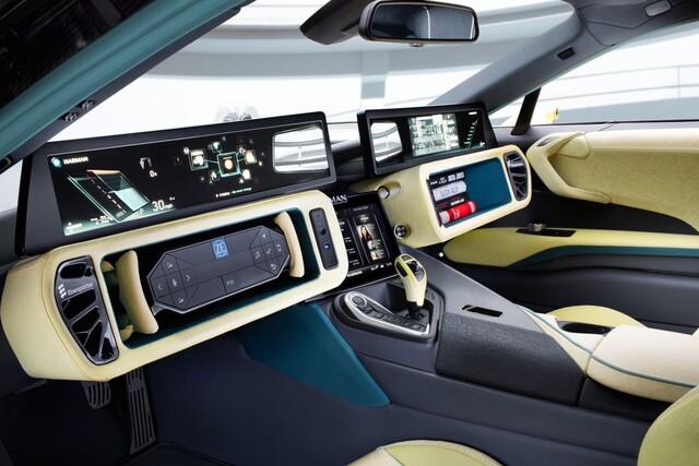 Die Zukunft des Fahrzeug-Cockpits