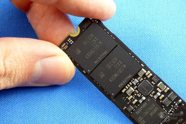 Samsung 960 Evo im Test