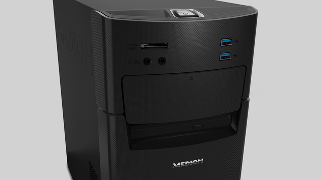 Medion Akoya P5360 E: Radeon RX 460, Core i5, 8 GB RAM und SSD für 599 Euro