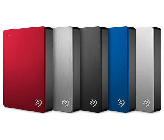 Die neue Seagate Backup Plus Portable mit 5 TB