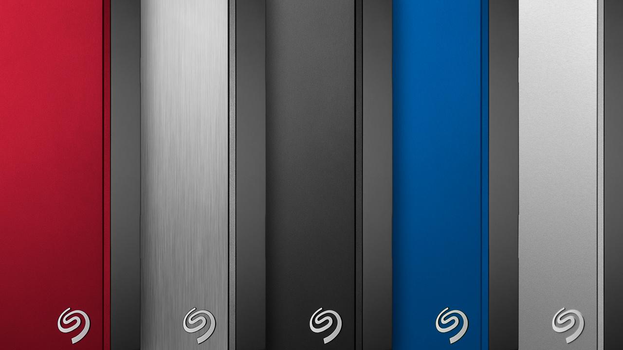 Seagate Backup Plus Portable: Die erste externe 2,5-Zoll-HDD mit 5 Terabyte