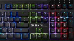 Ripjaws KM570 RGB: Mechanische Tastatur mit RGB-Beleuchtung von G.Skill