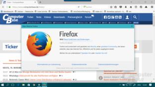 Firefox 50.0