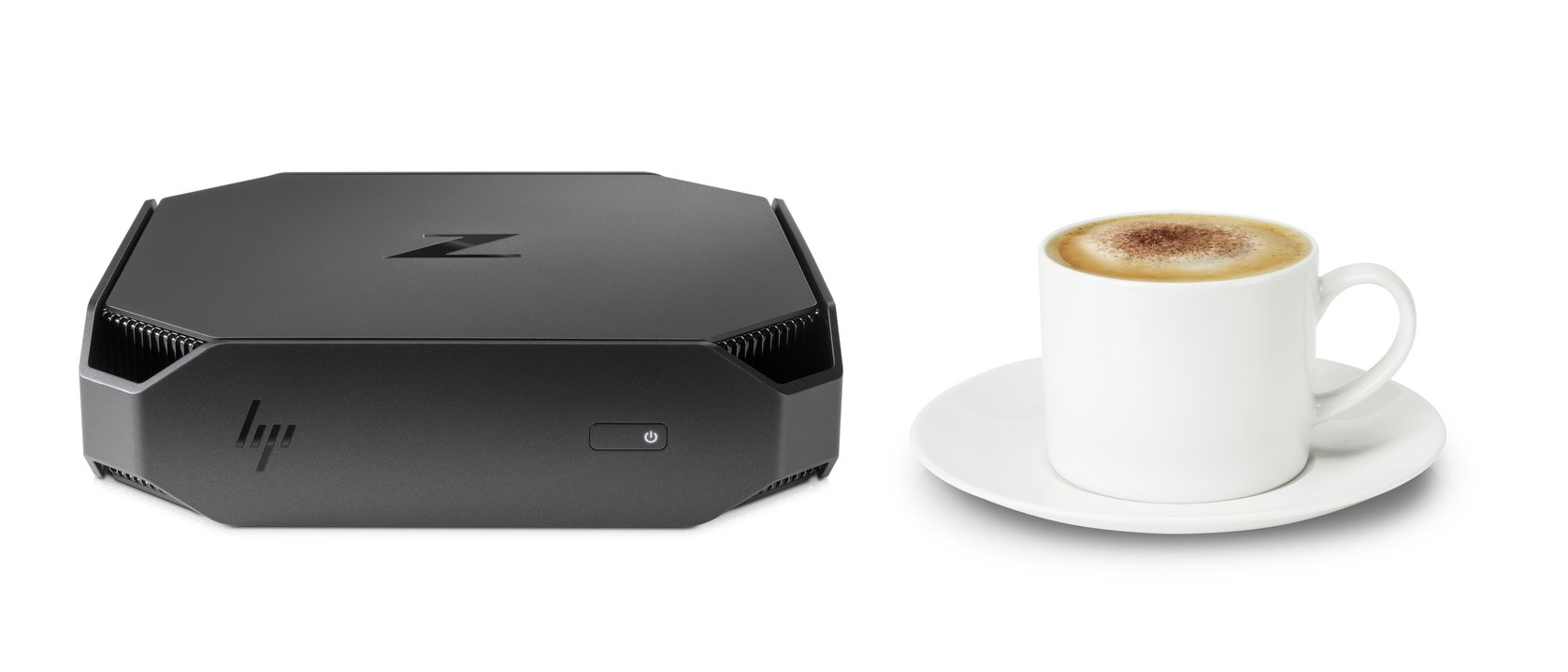 Winzige Workstation mit Intel Xeon und Nvidia Quadro
