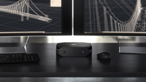 HP Z2 Mini G3: Winzige Workstation mit Intel Xeon und Nvidia Quadro