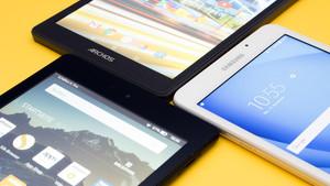Günstige Tablets im Test: Fire HD 8, 80 Oxygen und Galaxy Tab A im Vergleich