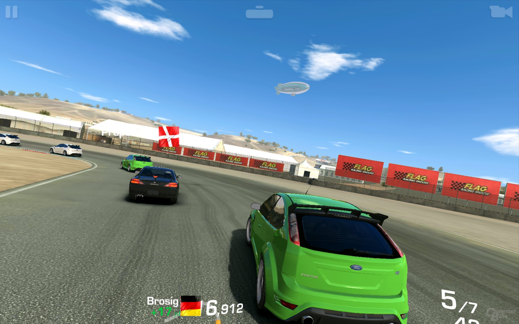 EA Real Racing 3 Archos 80 Oxygene