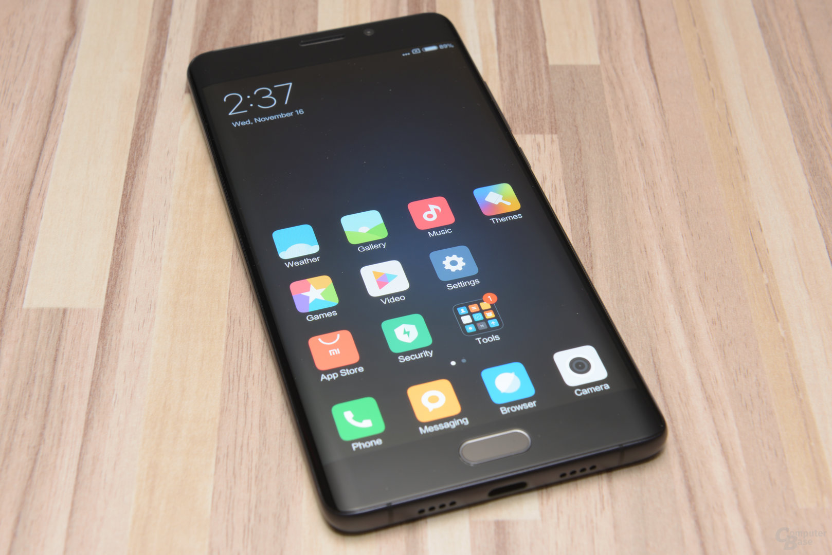 Xiaomi Mi Note 2 im Test