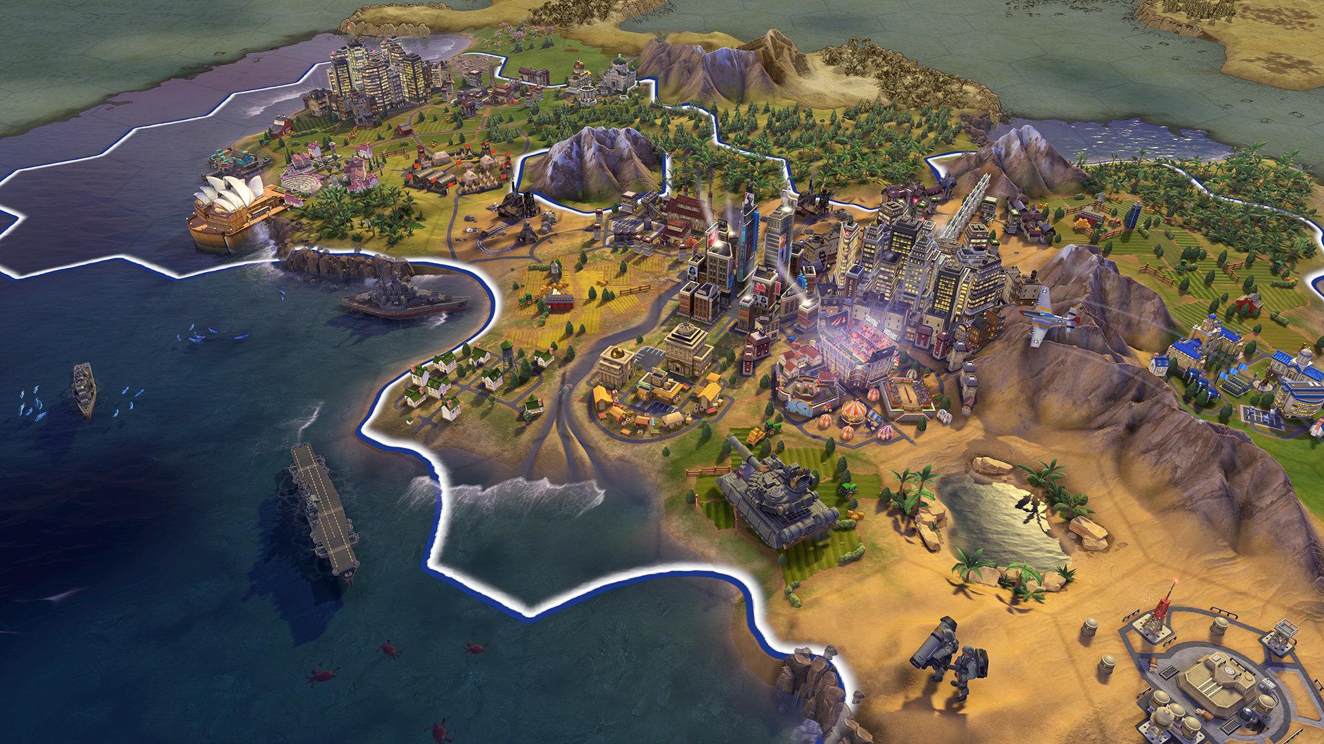 Die Engine von Civilization VI kann jetzt DirectX 12