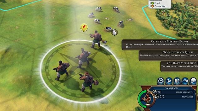 Grafikkarten-Treiber: Crimson 16.11.4 widmet sich Civilization VI und Titanfall 2