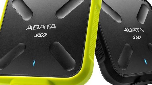 Adata SD700 SSD: 3D-NAND für draußen und unter Wasser