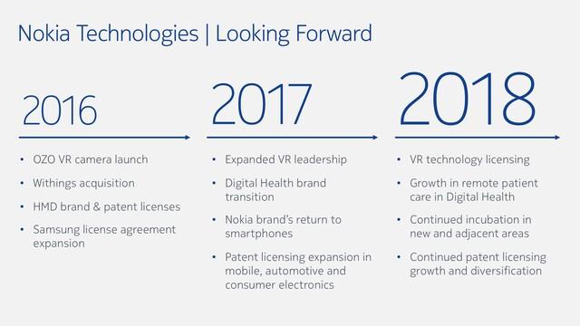 """2017 wird es wieder Smartphones geben, auf denen """"Nokia"""" steht"""