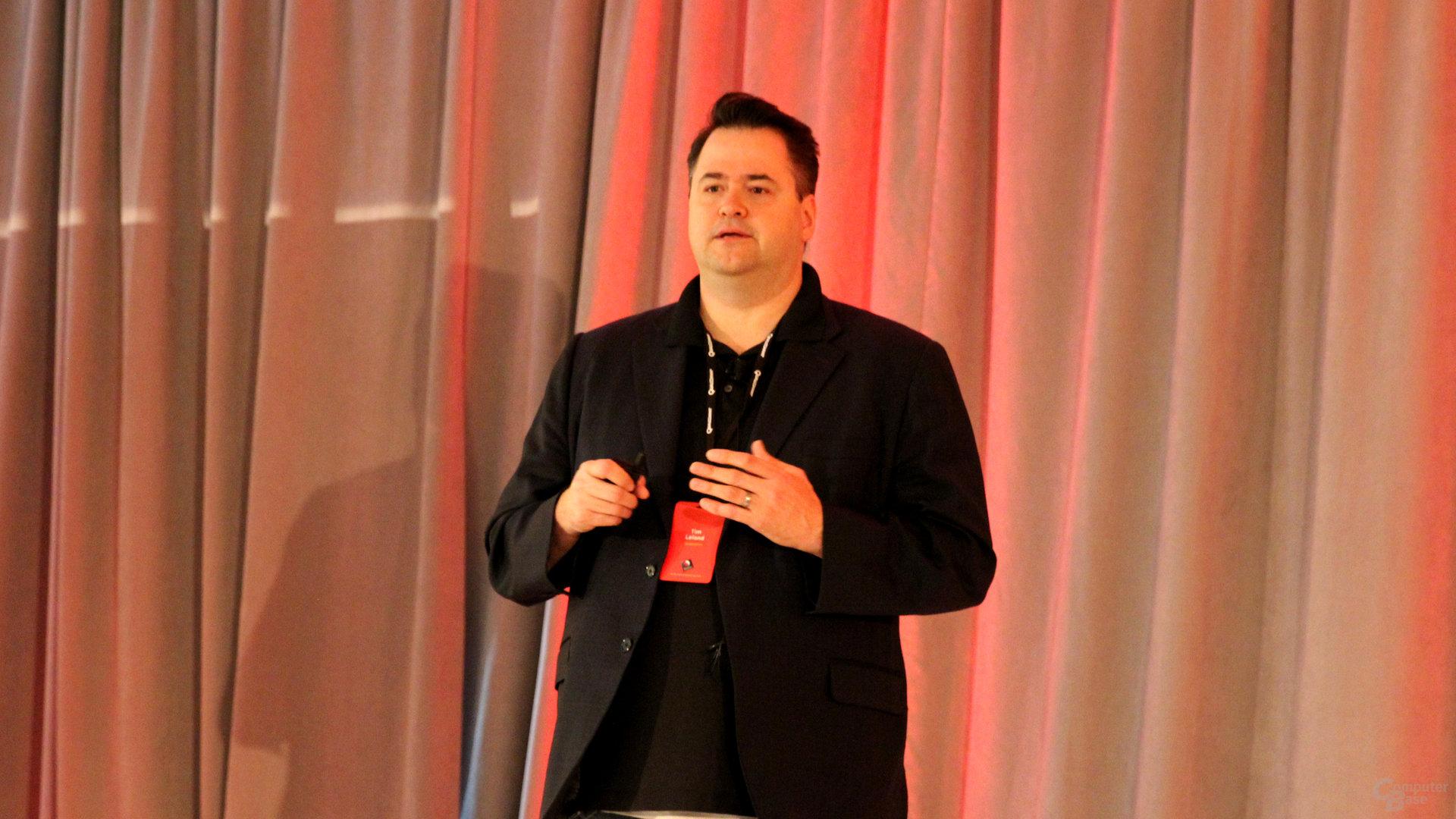 Tim Leland: Die Zukunft von AR