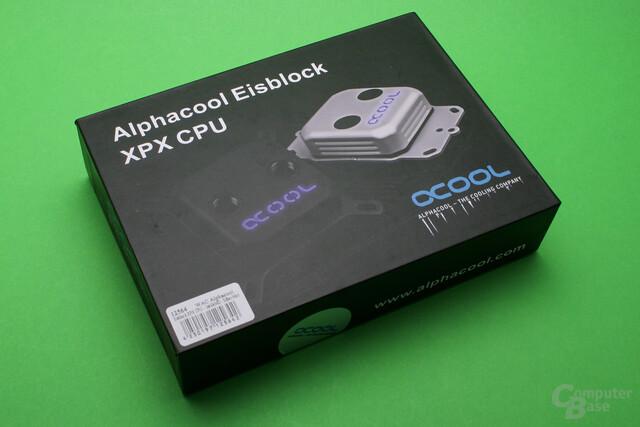 Alphacool Eisblock XPX: Verpackung