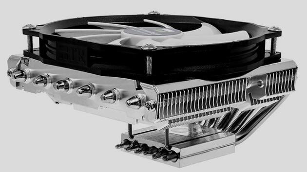 Thermalright AXP-100H Muscle: 7 mm mehr Bauhöhe für erweiterte Kompatibilität