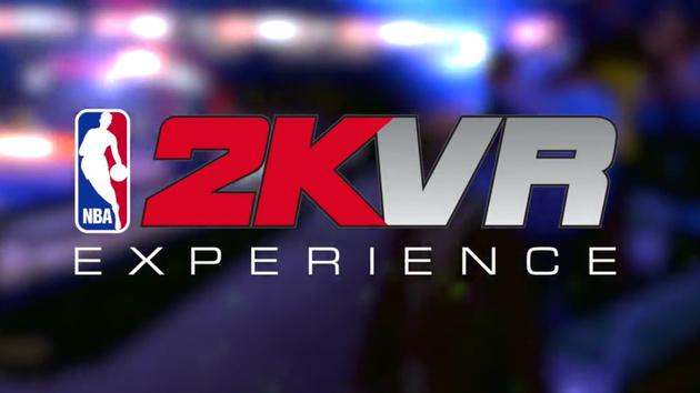 Jetzt verfügbar: NBA 2KVR für PlayStation VR, Vive und Gear VR