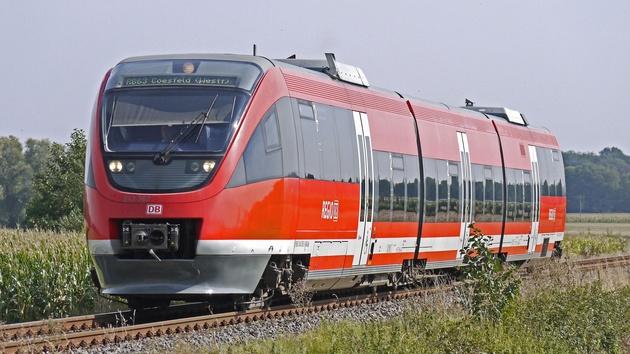 Deutsche Bahn: Gratis-WLAN auch in Regionalzügen