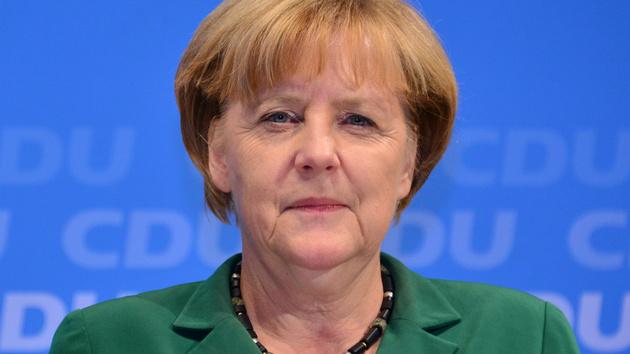 Kanzlerin Merkel: Fake News schaffen es auf die politische Agenda