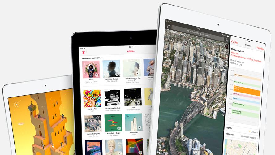 iPad: Hinweise auf 10,5-Zoll-Modell verdichten sich