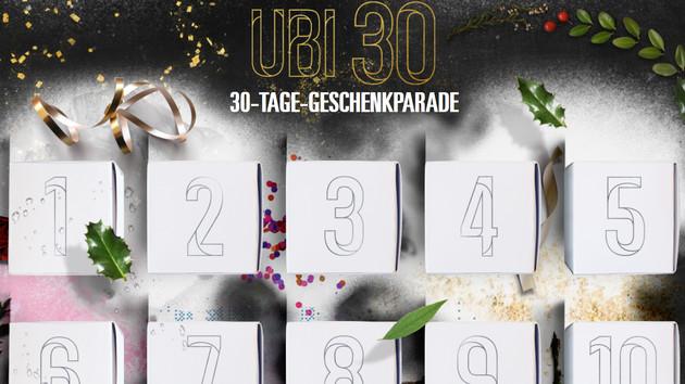 Adventskalender: Ubisofts 30 Überraschungen stehen im Quelltext