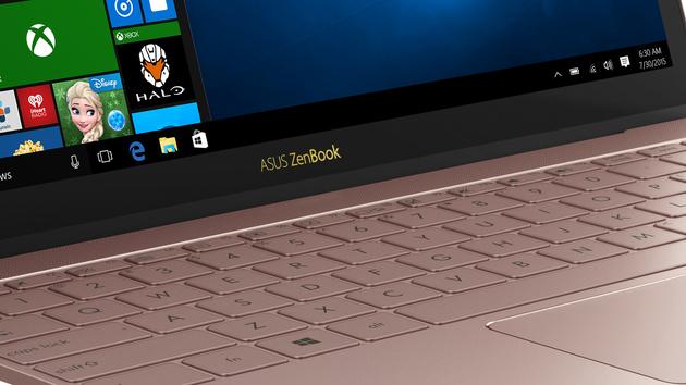 Asus ZenBook 3: Kaby Lake mit 512 GB SSD und 8 GB RAM kostet 1.499 Euro