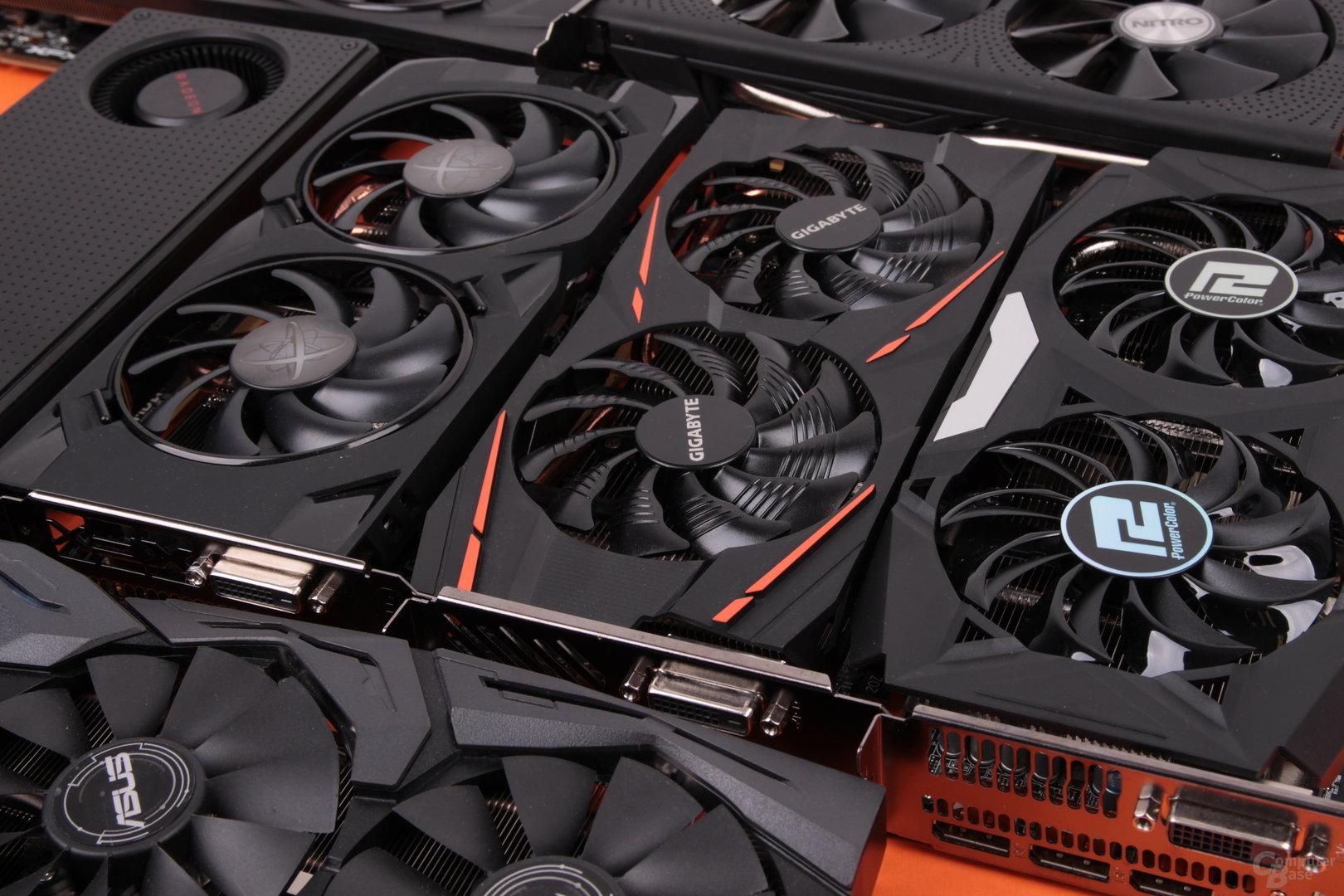 Radeon RX 480 im Round Up