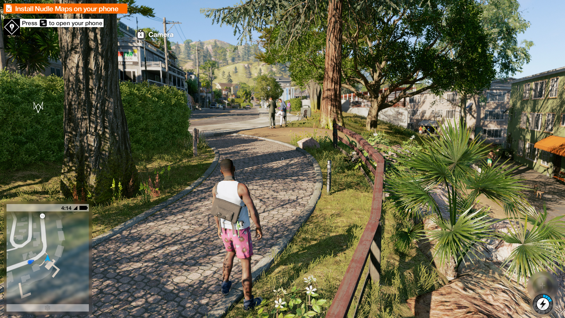 Watch Dogs 2 – Extra Details aus