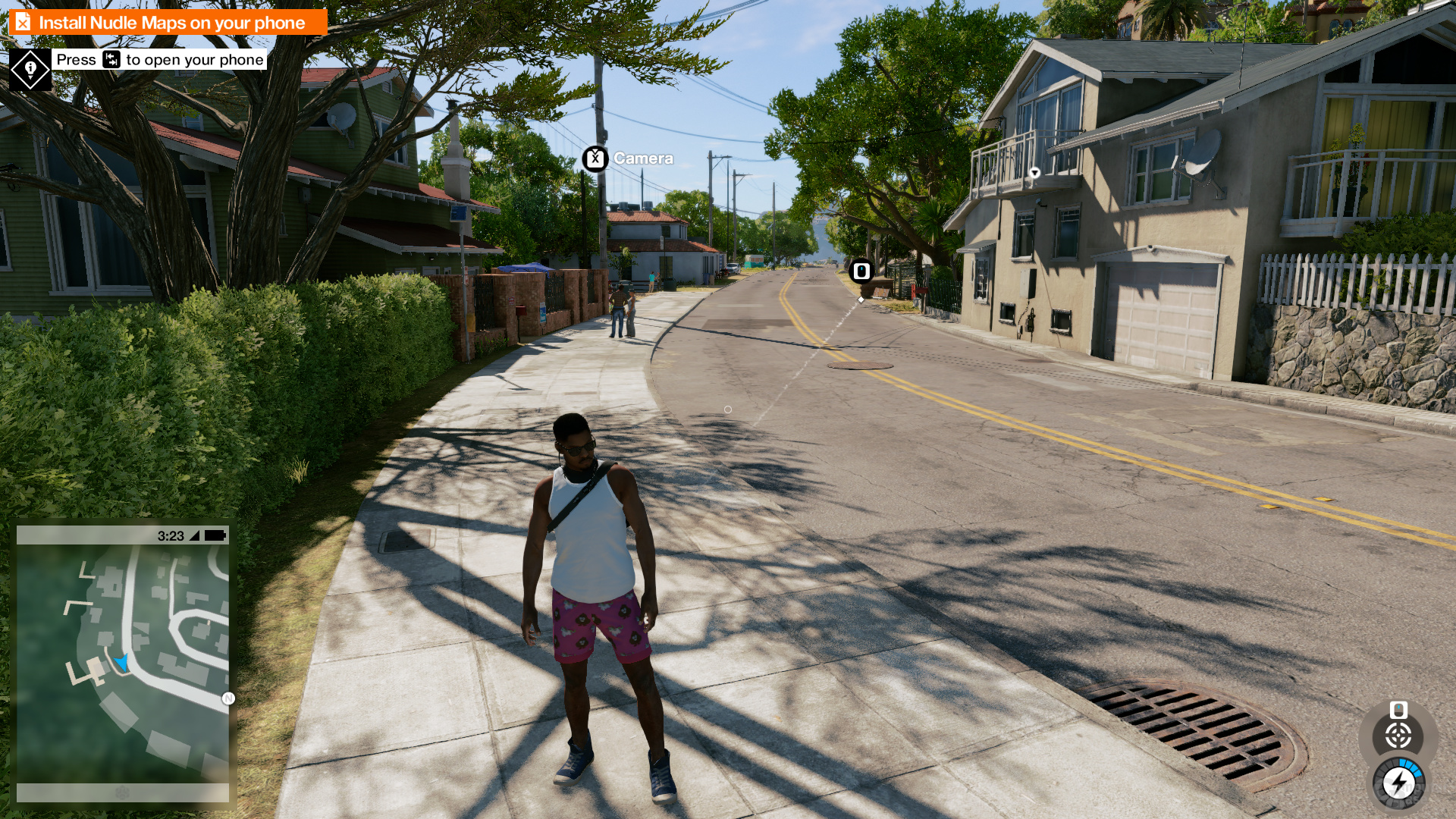 Watch Dogs 2 – PCSS-Schatten