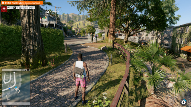 Watch Dogs 2 – Extra Details 100 Prozent