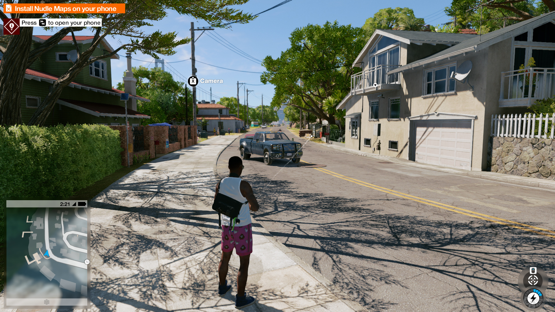 Watch Dogs 2 – SSAO aus