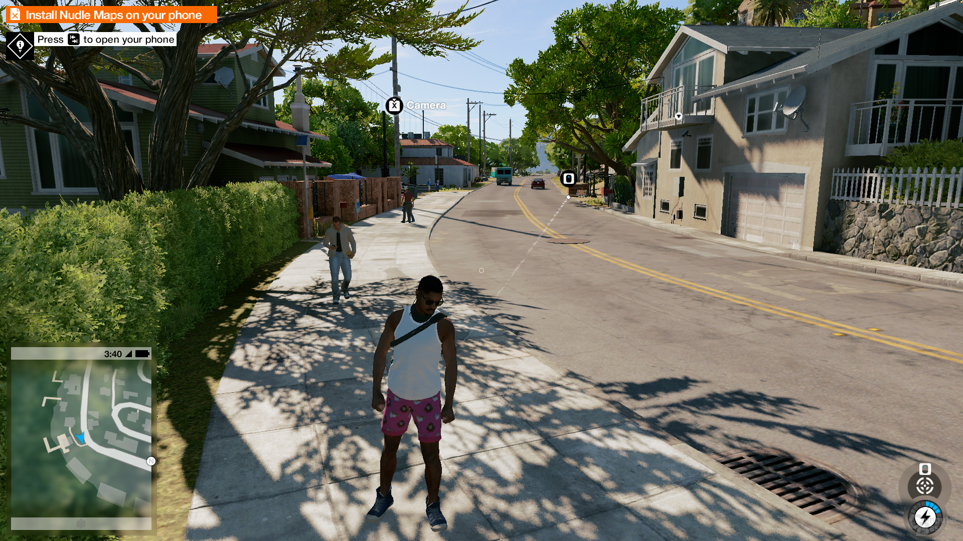 Watch Dogs 2 – Low-Preset