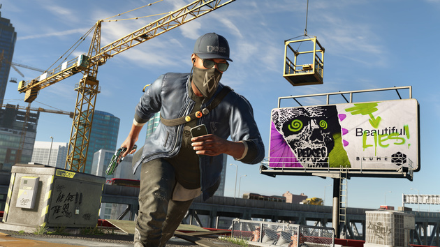 Grafikkarten-Treiber: GeForce 376.09 für Watch Dogs 2, Dead Rising 4 und Steep