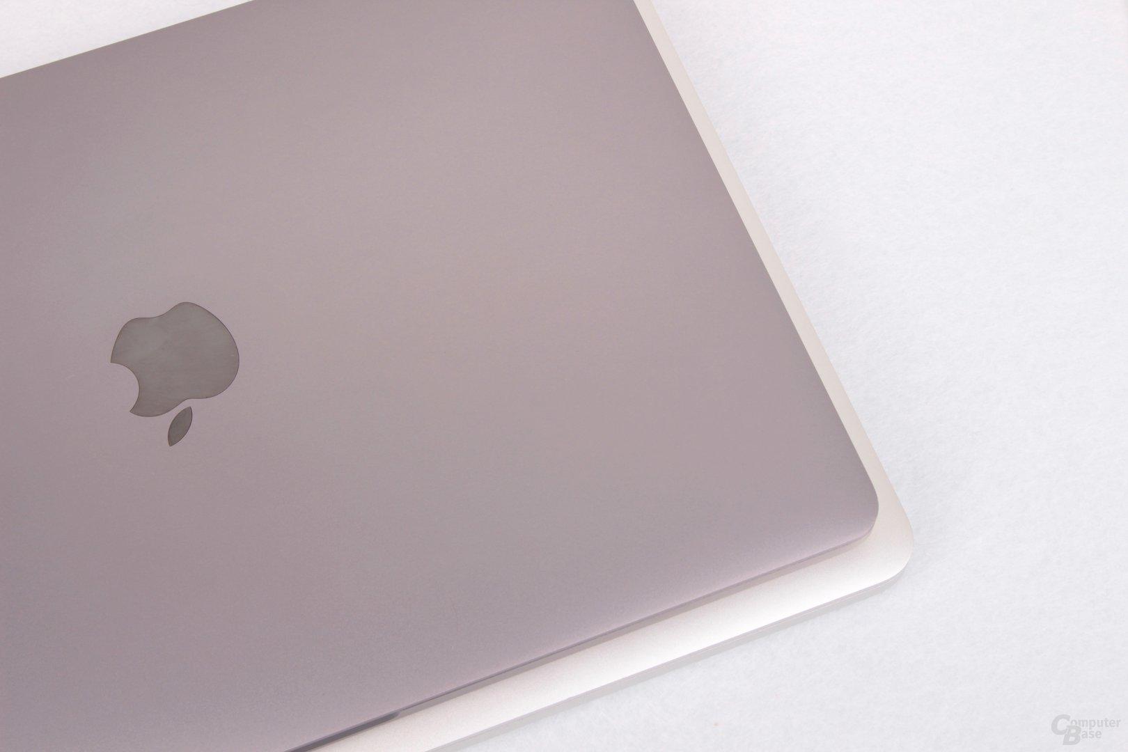 Das neue MacBook Pro ist nicht nur flacher