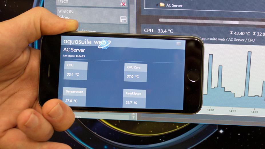 Aquasuite 2017: Lizenzmodell für die neueste Software von Aqua Computer