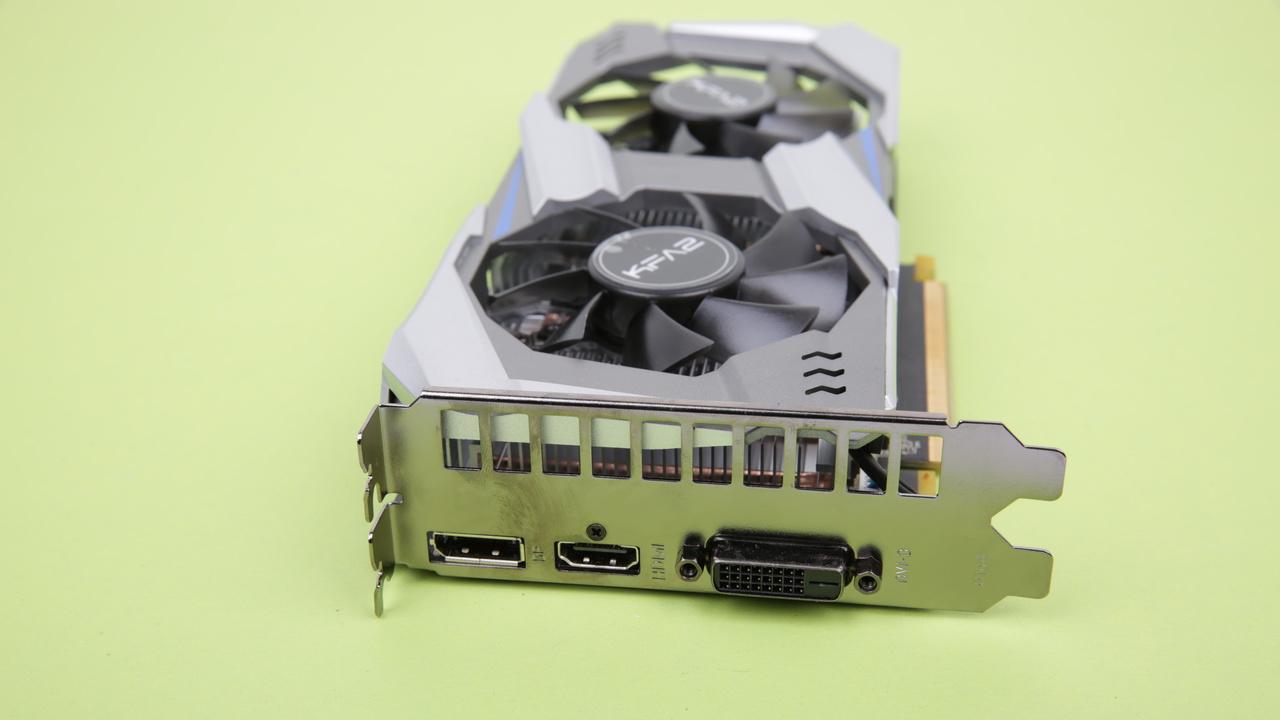 Preissenkung: KFA² macht GeForce GTX 1060 günstiger