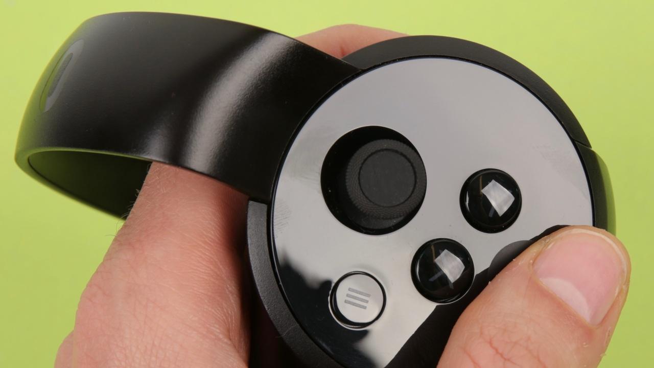 Oculus Touch im Test: Rift stellt Vive auf kleineren Flächen