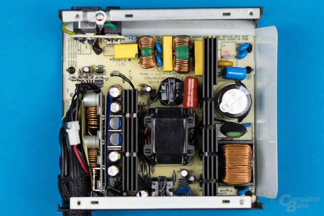 Super Flower Platinum King 450W – Überblick Elektronik