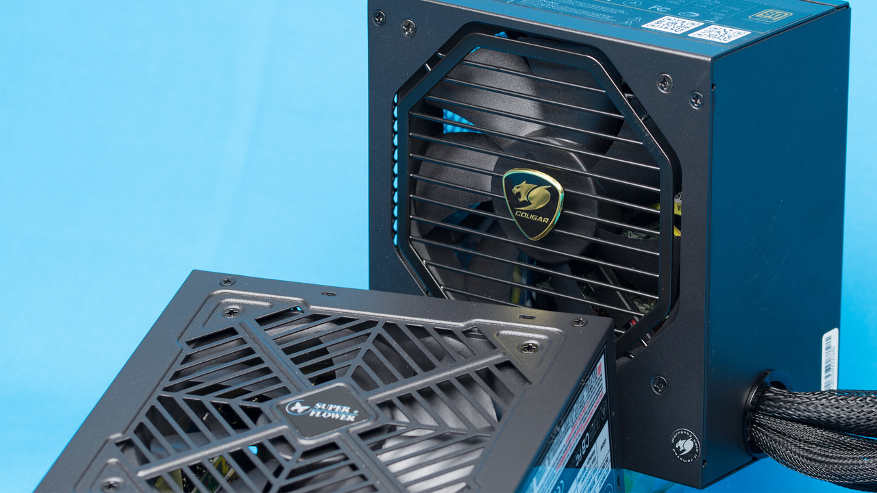 GX-S und Platinum King im Test: Effiziente Preisbrecher von Cougar und Super Flower
