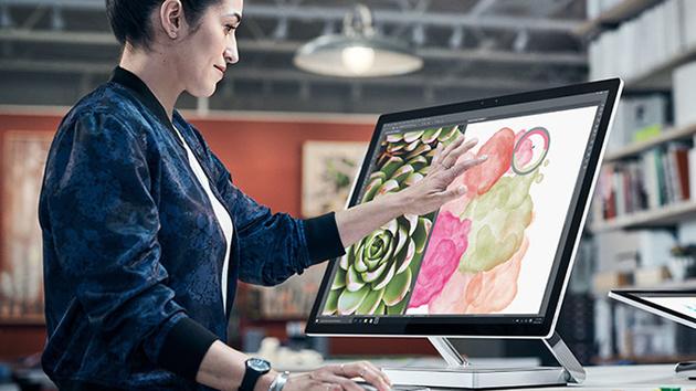 Surface Studio: Teardown bringt Standard-SSD und HDD zum Vorschein