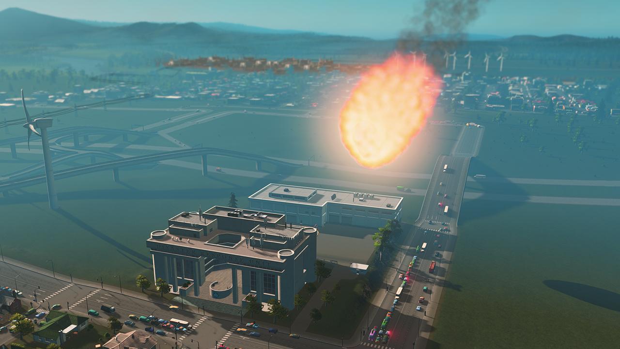 Jetzt verfügbar: Natural Disasters für Cities: Skylines erhältlich