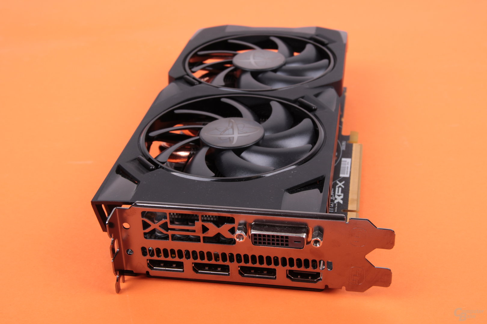 XFX Radeon RX 480 RS – Anschlüsse