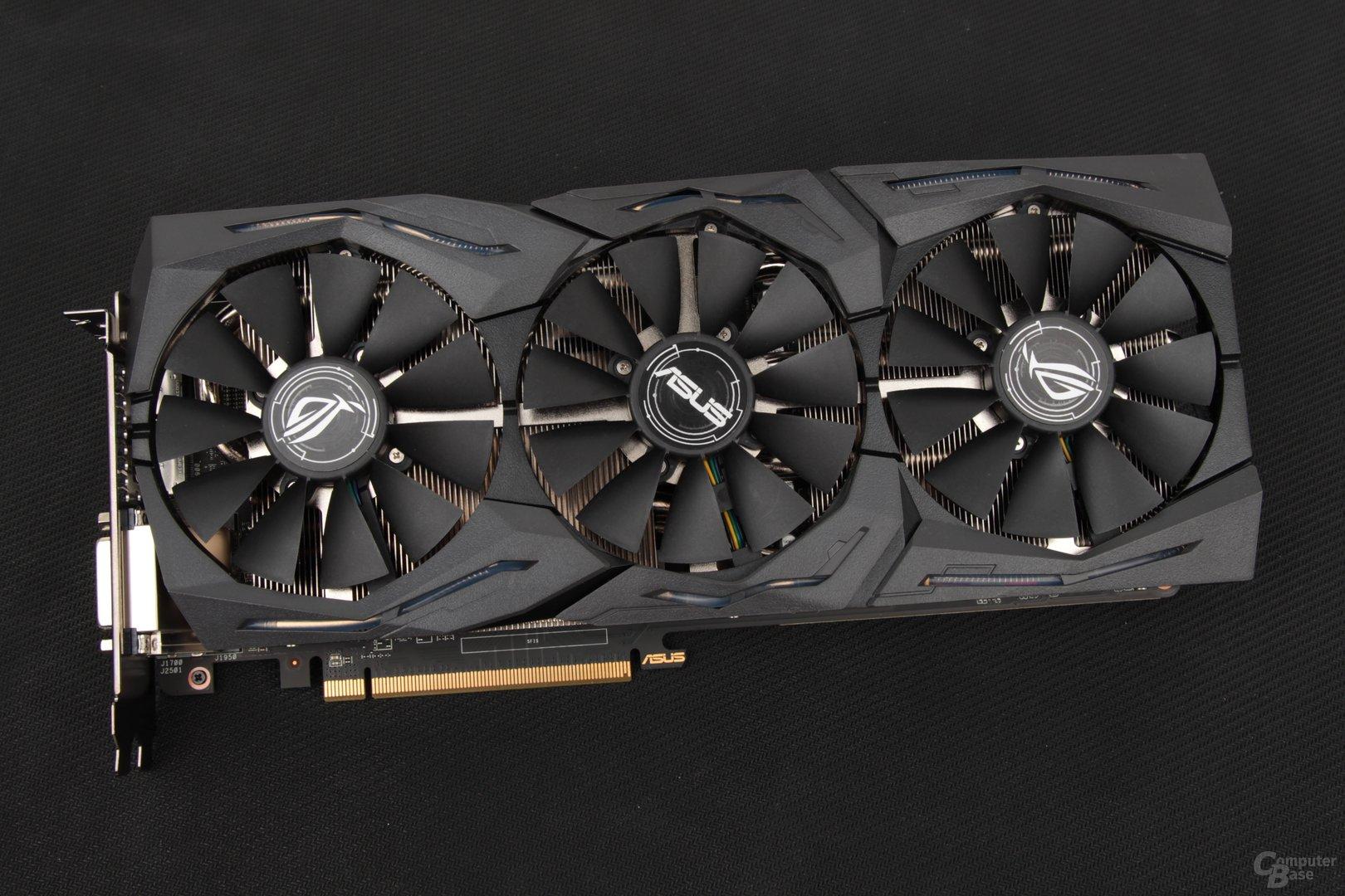 Asus Radeon RX 480 Strix –